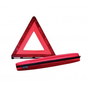 ENSEMBE SAC ROUGE + TRIANGLE