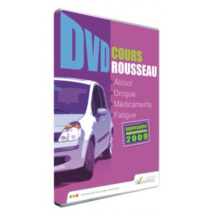 DVD COURS ALCOOL